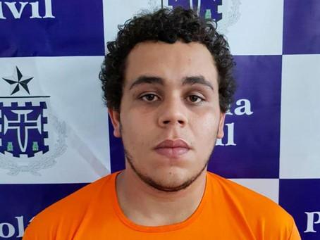 Estudante de direito é detido com drogas em São Marcos