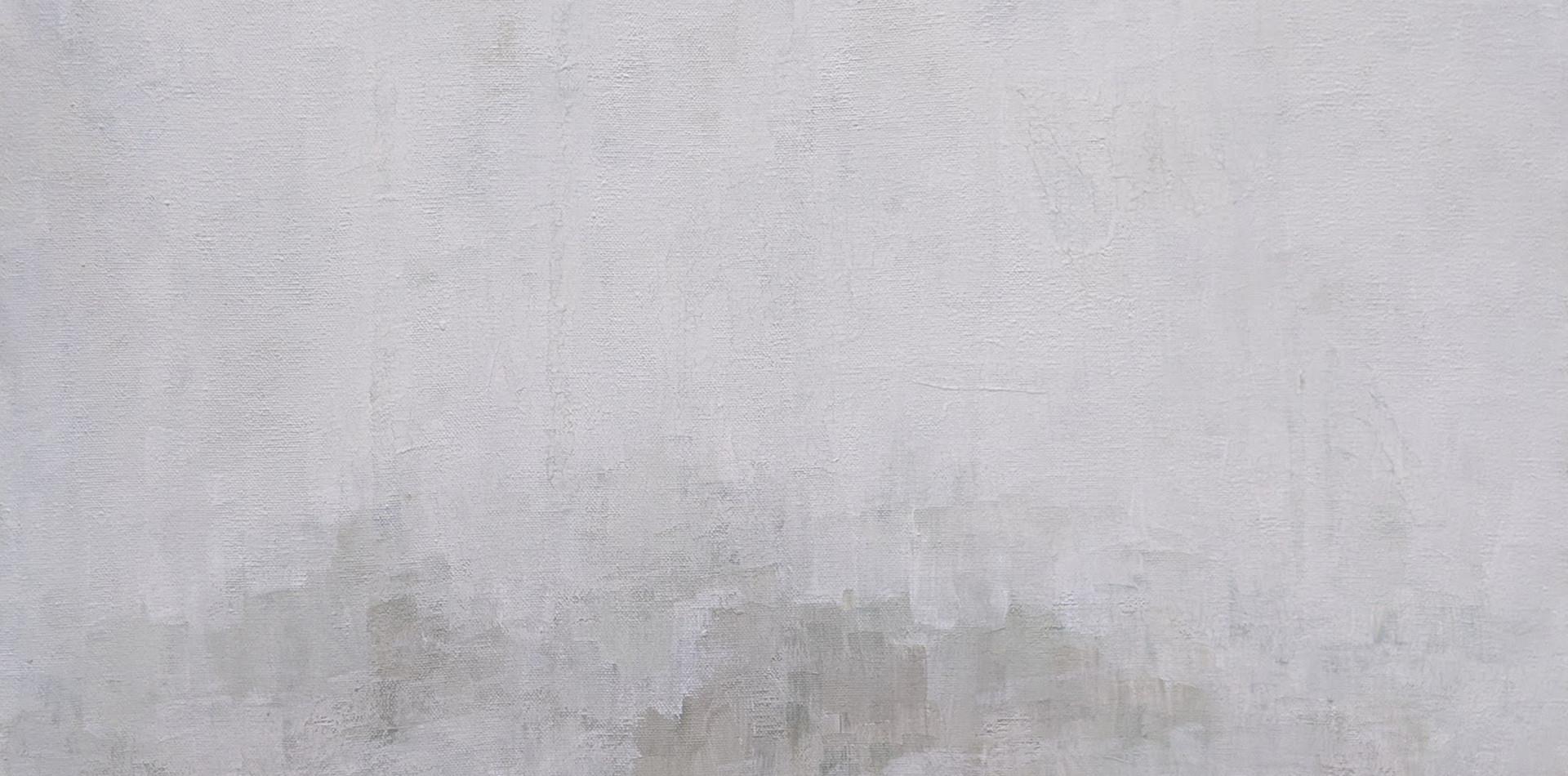 Neblina   2018  Acrílica sobre tela  40 x 50 cm