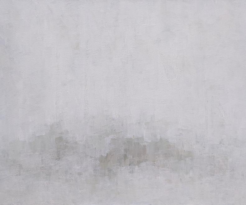 Neblina | 2018  Acrílica sobre tela  40 x 50 cm