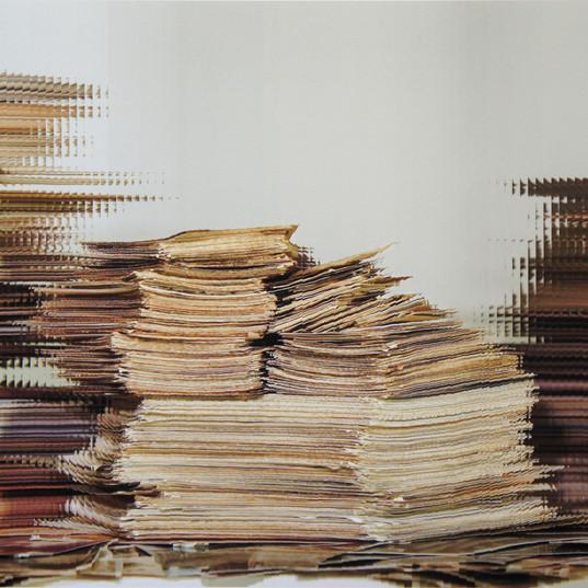 SIMONE CUPELLO Sem título – série Virtualidades Matéricas | 2018 Fotografia Impressão sobre papel algodão 60 x 34 cm Edições 5 + 2 PA
