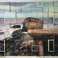 Horizonte Náufrago (instalação), 2020