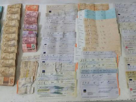 Polícia apreende armas e R$ 400 mil de ciganos, em Vitória da Conquista