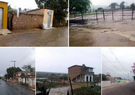 Chuvas na Chapada Diamantina levam esperança à população