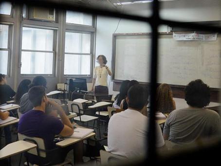 Concurso para professor e coordenador estadual oferece 3,4 mil vagas