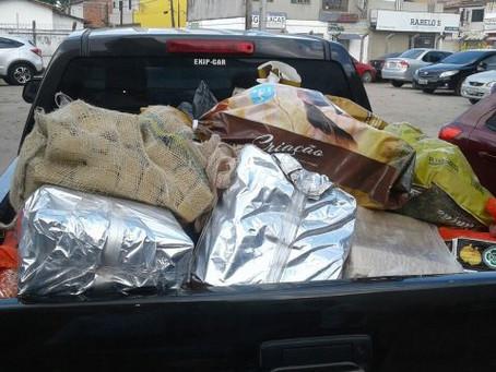 Polícia Civil incinera mais de uma tonelada de drogas em Feira de Santana