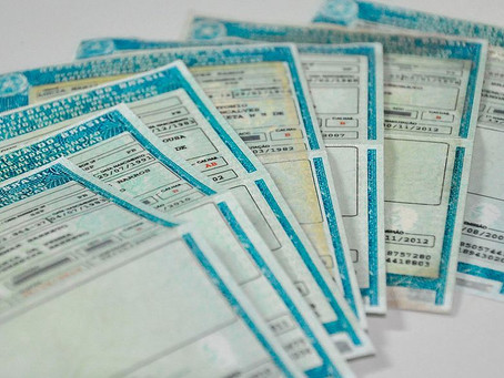 Dez mil motoristas podem ter habilitação suspensa na Bahia