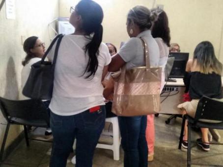 Bandidos saqueiam servidores e pacientes em unidade do PSF em Feira