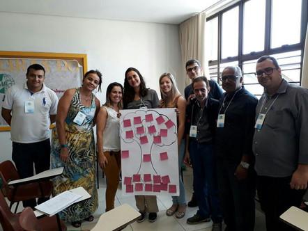 Água Viva participa de curso de elaboração de projetos sociais