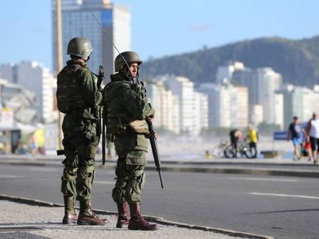 Temer assina decreto de intervenção das Forças Armadas na segurança do Rio