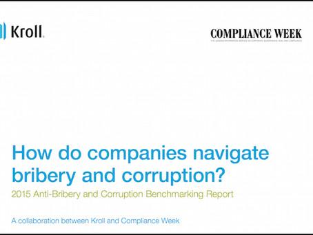 Benchmarking Bribery & Corruption: Compliance Progress & Frustration