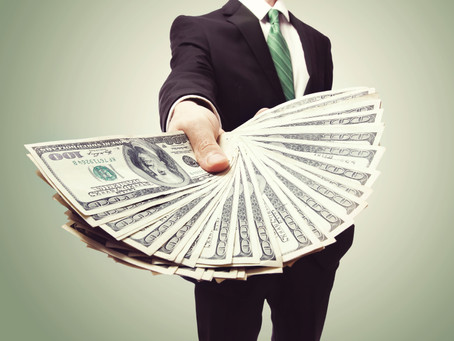 When Bribery Pays, People Bribe