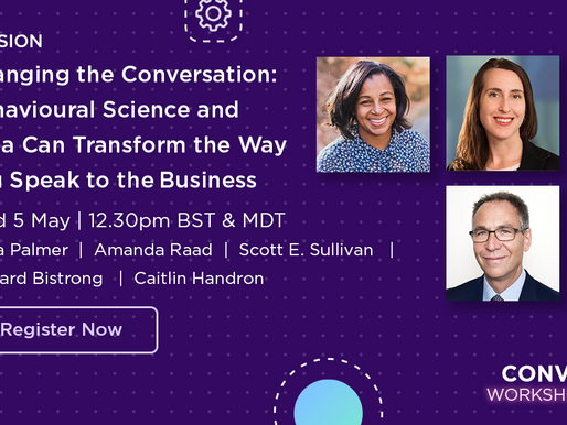 """Join me at """"CONVERGE21: The Workshop Edition"""""""
