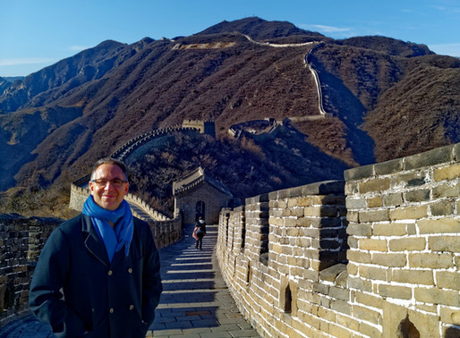 A China Compliance Diary
