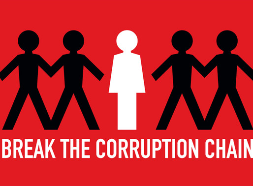 International Anti-Corruption Day: everybody has a role to play in tackling corruption