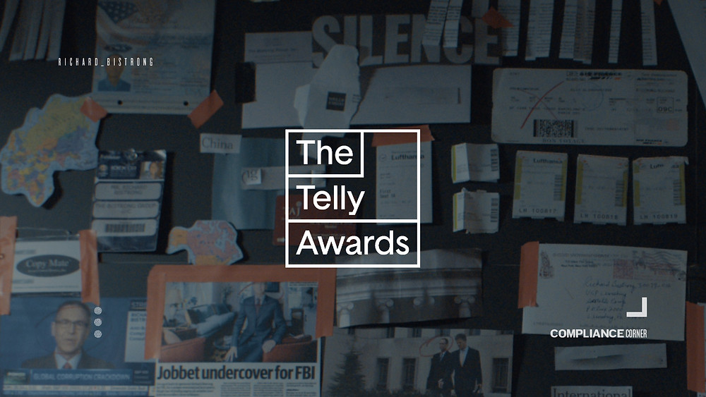 Silver Telly Award Winner in Corporate Training (non-broadcast) in the 42nd Annual Telly Awards