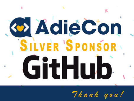 Welcome Silver Sponsor Github