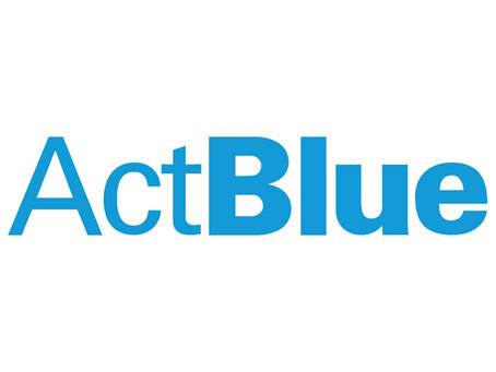 Welcome Platinum Sponsor ActBlue