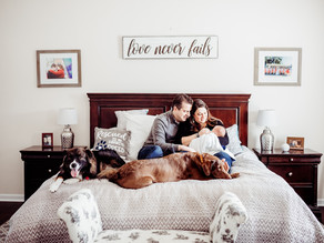 Andert Family Coming Home || Carmel Newborn Lifestyle Photographer