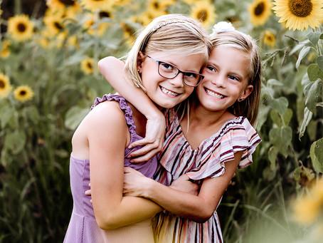 Sunflower Field Mini Sign Ups are LIVE!!