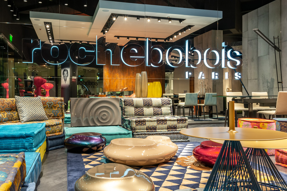 Roche Bobois Showroom