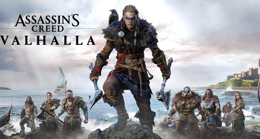 Quer Concorrer a uma key de Assassins Creed Valhalla e mais R$100 de Jogos?