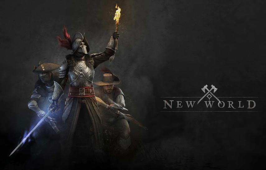 New World - Esperança de renovação dos MMORPGs?
