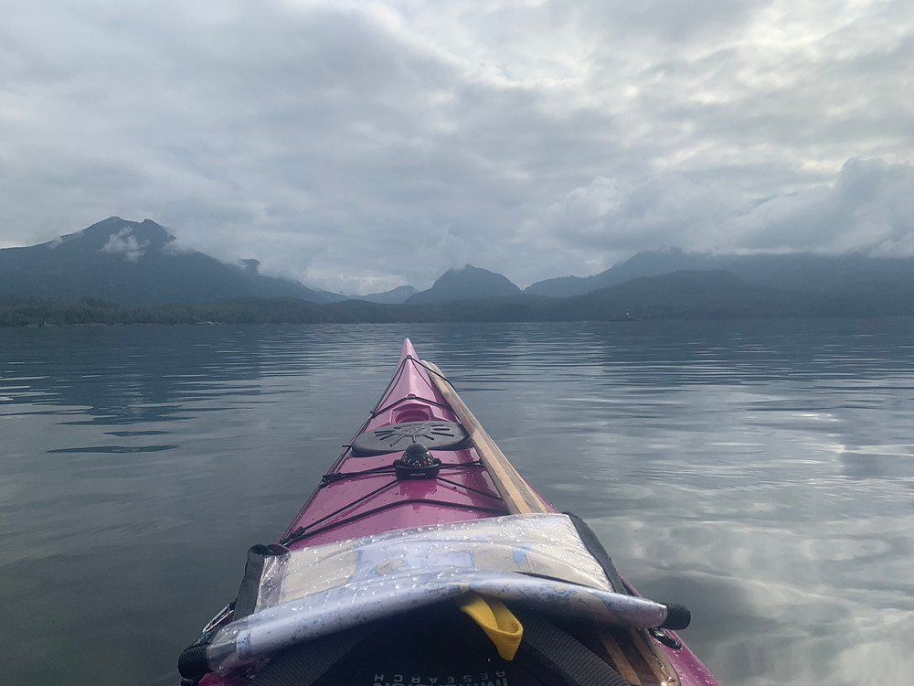 Views from the Broken Group, Canada