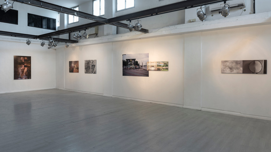 Stanislav Pospelov, Solo Exhibition, 2021, Minshar for Art Gallery, Tel Aviv