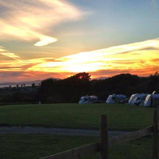 Argoed Farm Holidays Campsite