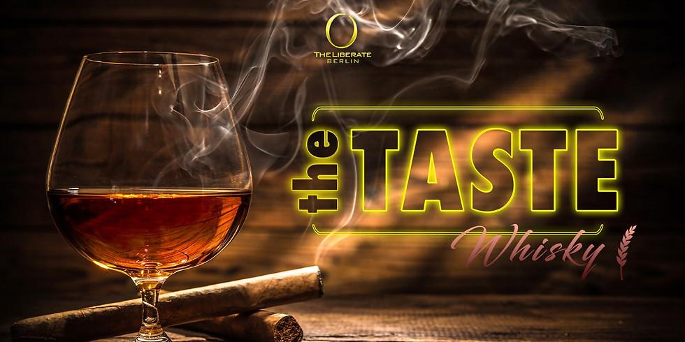 THE TASTE - Whisky