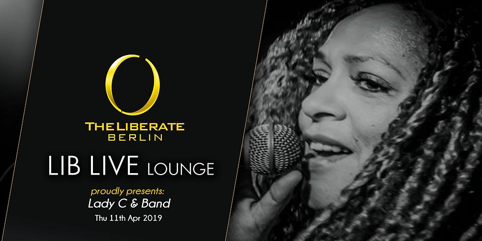 LIB LIVE Lounge pres. Lady Constance & Band
