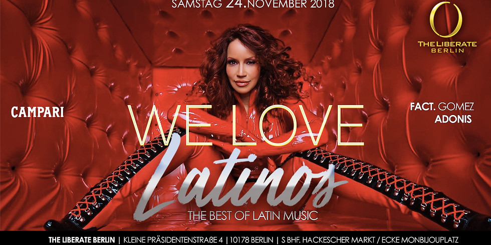 WE LOVE LATINOS #RELOADED