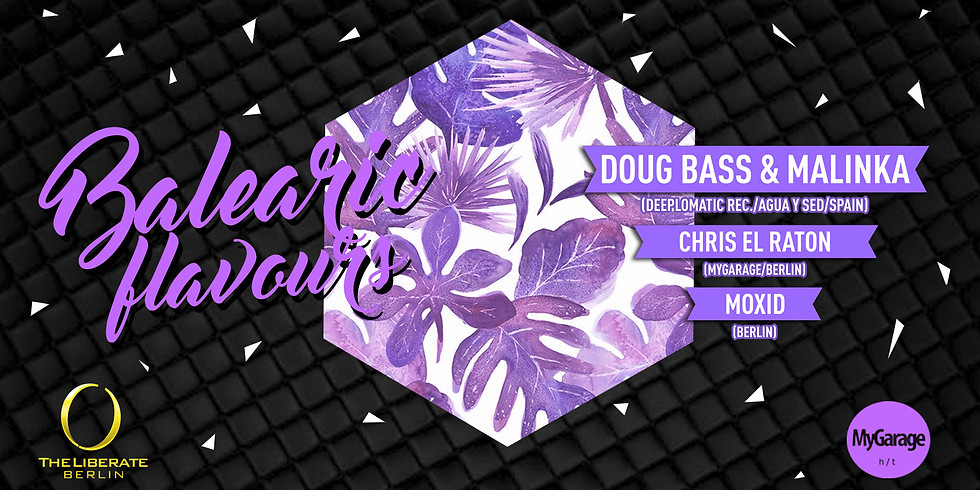 Balearic Flavours @TheLiberate Berlin