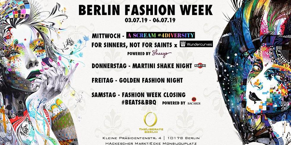 BERLIN FASHION WEEK 2019