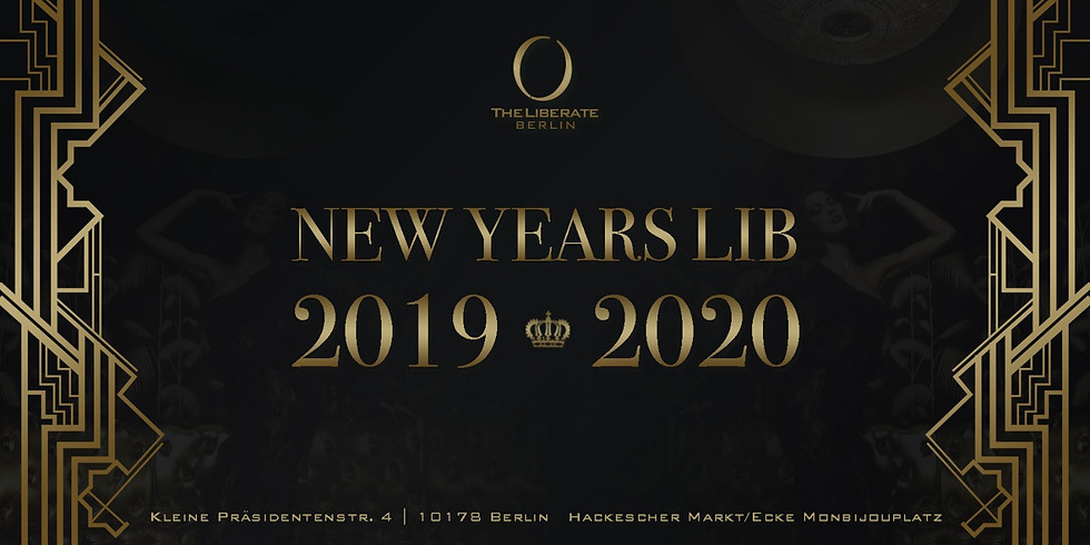 NEW YEARS EVE 2019 / 2020