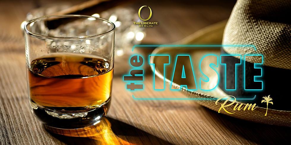 THE TASTE - Rum