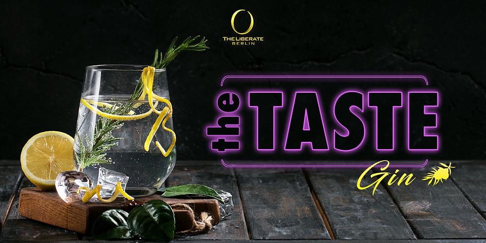 THE TASTE - Gin