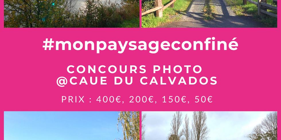 Concours PHOTOS #monpaysageconfiné