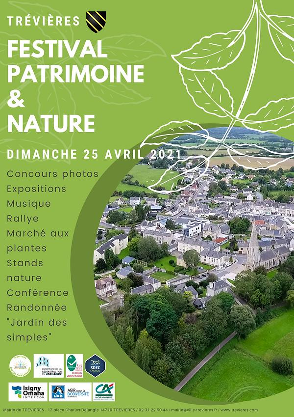 Festival patrimoine et nature, Trévières, calvados