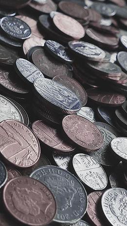 de l'argent qui représente la page de tarifs dédiés aux professionnels