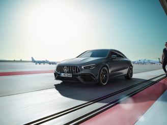 "Mercedes-AMG 45s. Adrenalina ""On-Demand"""