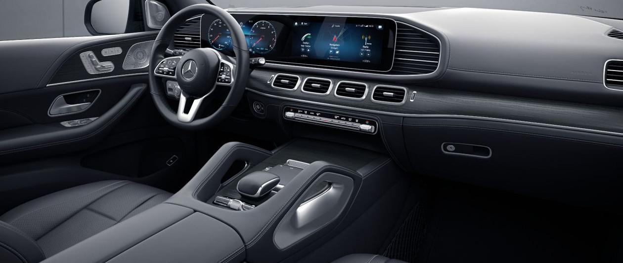 Camioneta GLS 450 Mercedes Benz Colombia