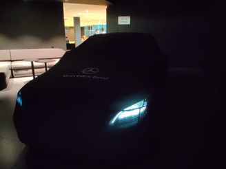 La Entrega Perfecta, el primer momento intimo con su Mercedes-Benz.