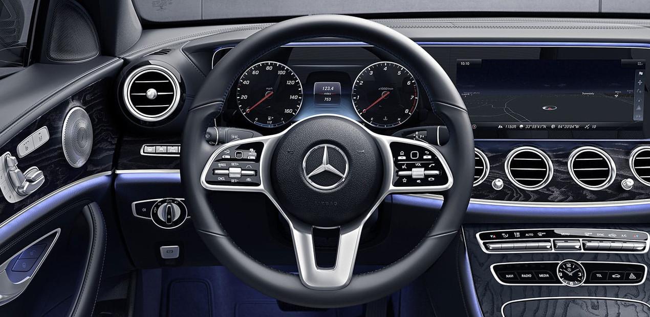 Timón Mercedes Benz E200 Clase E