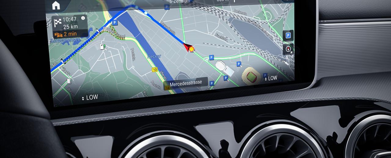 GPS Mercedes Benz A200 Bogotá