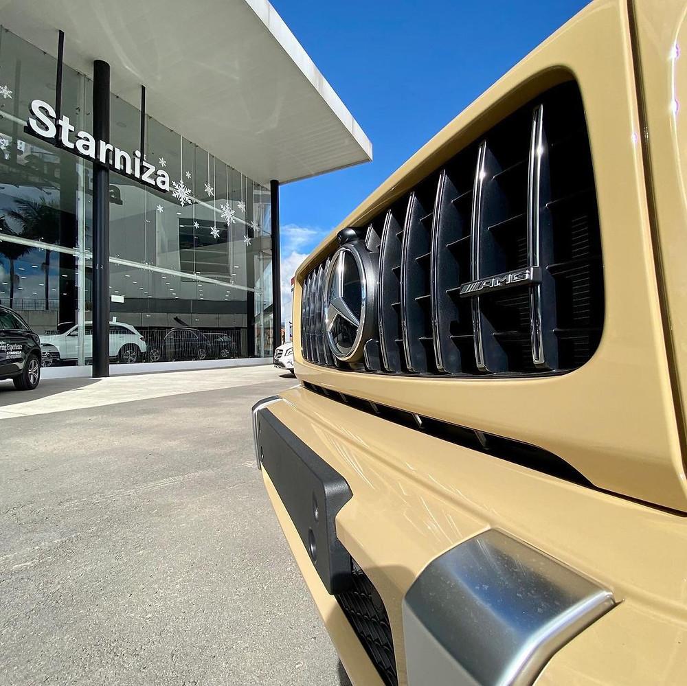 G63 Mercedes Benz Clase G Starniza Bogotá Colombia