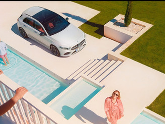 Mercedes-Benz Clase A200  – Mas de lo que se imagina