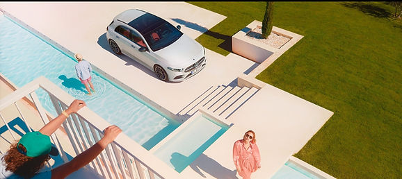 Coche Carro Mercedes Benz A200 Clase A