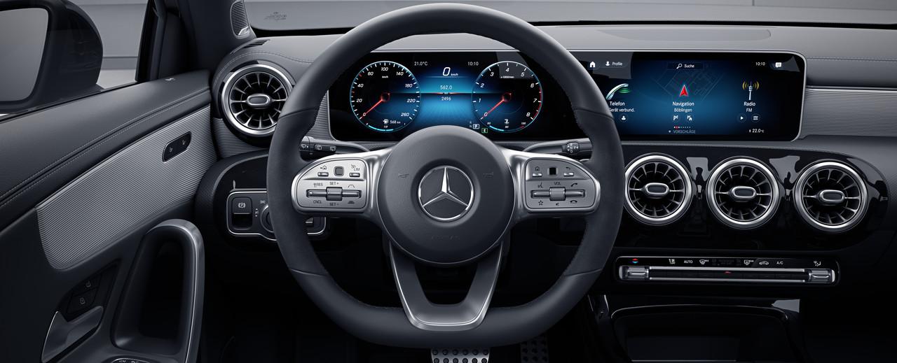 Volante Mercedes Benz A200 Bogotá