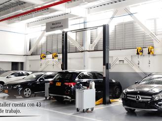 5 tips para cuidar tu Mercedes Benz en tiempos de Covid